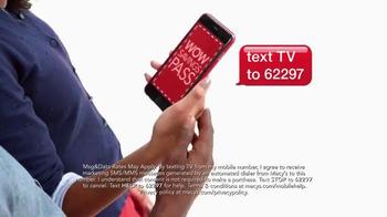 Macy's Labor Day Sale TV Spot, 'Wow Pass' - Thumbnail 5