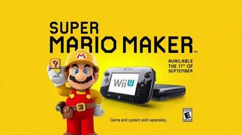 Super Mario Maker TV Spot, 'Any Level Imaginable' - Thumbnail 10