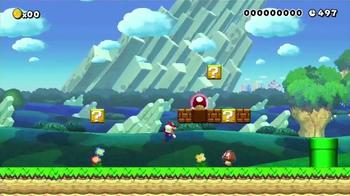 Super Mario Maker TV Spot, 'Any Level Imaginable' - Thumbnail 2