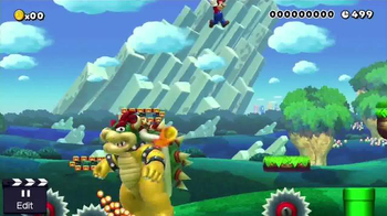 Super Mario Maker TV Spot, 'Any Level Imaginable' - Thumbnail 5