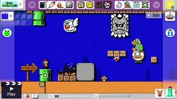 Super Mario Maker TV Spot, 'Any Level Imaginable' - Thumbnail 6