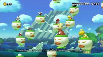 Super Mario Maker TV Spot, 'Any Level Imaginable' - Thumbnail 8