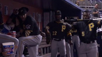 Major League Baseball TV Spot, '#THIS: Pirates Break Out Pregame Dance' - Thumbnail 1