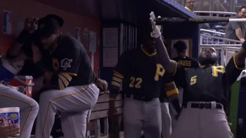 Major League Baseball TV Spot, '#THIS: Pirates Break Out Pregame Dance' - Thumbnail 2