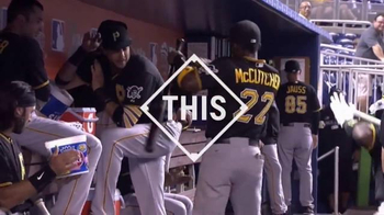 Major League Baseball TV Spot, '#THIS: Pirates Break Out Pregame Dance' - Thumbnail 5