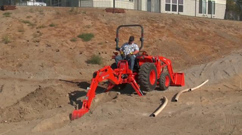 Kubota Power to Do Great Things Sales Event TV Spot, 'New Project Plans' - Thumbnail 2