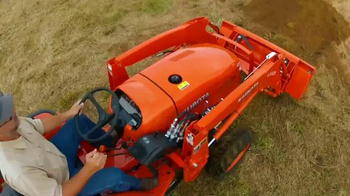 Kubota Power to Do Great Things Sales Event TV Spot, 'New Project Plans' - Thumbnail 3