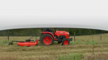 Kubota Power to Do Great Things Sales Event TV Spot, 'New Project Plans' - Thumbnail 6