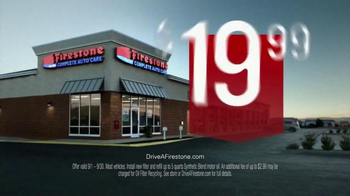 Firestone Complete Auto Care TV Spot, 'Can't Mass Repair: Oil Change' - Thumbnail 4