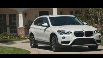 BMW X1 TV Spot, 'Superstitions' - Thumbnail 1