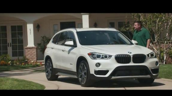 BMW X1 TV Spot, 'Superstitions' - 1711 commercial airings