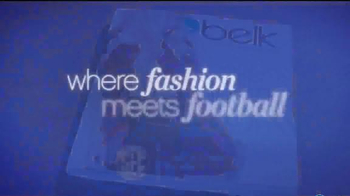 Belk TV Spot, 'Fashion Meets Football' - Thumbnail 7