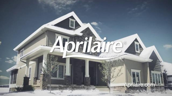 Aprilaire Humidifier TV Spot, 'Dry Winter Air' - Thumbnail 7