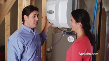 Aprilaire Humidifier TV Spot, 'Dry Winter Air' - Thumbnail 5