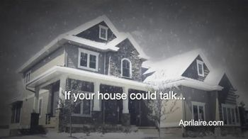 Aprilaire Humidifier TV Spot, 'Dry Winter Air'