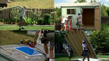 Tuff Shed TV Spot, 'Tuff Shed Does it All' - Thumbnail 3