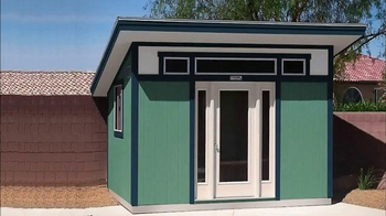 Tuff Shed TV Spot, 'Tuff Shed Does it All' - Thumbnail 4