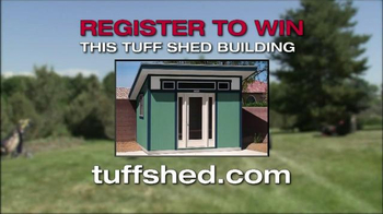 Tuff Shed TV Spot, 'Tuff Shed Does it All' - Thumbnail 8