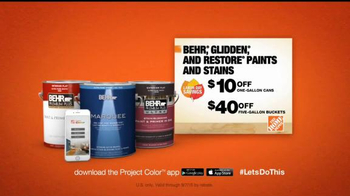 The Home Depot TV Spot, 'ESPN: College Gameday' featuring Desmond Howard - Thumbnail 8