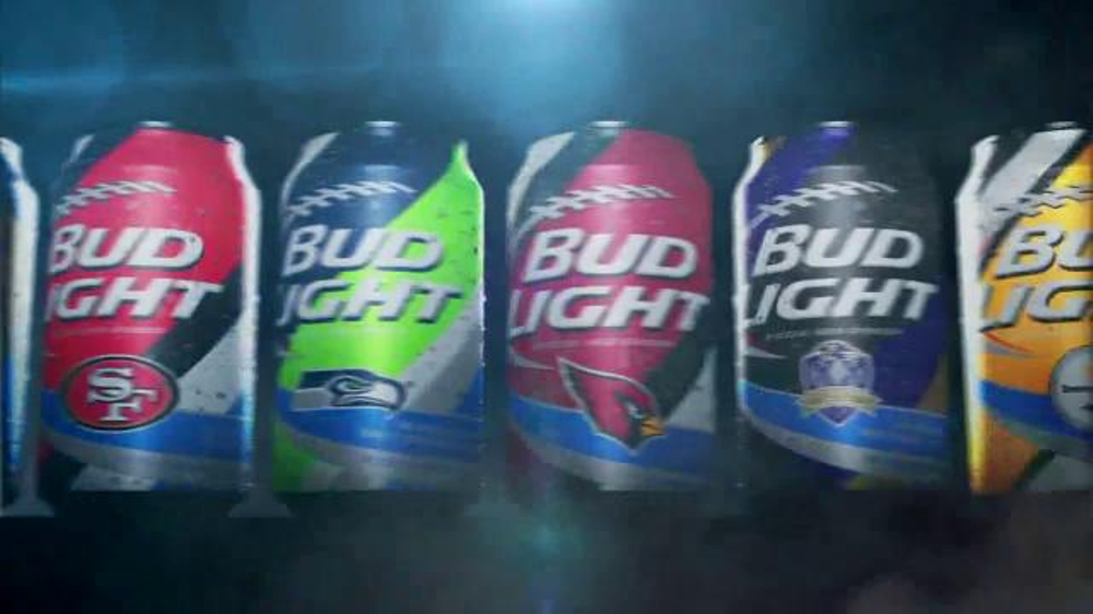 Bud Light TV Commercial, 'My Team Can'
