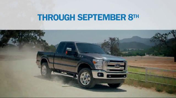 Ford Free Ride Sales Event TV Spot, 'Every 2015 Truck' - Thumbnail 2