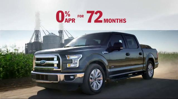 Ford Free Ride Sales Event TV Spot, 'Every 2015 Truck' - Thumbnail 3