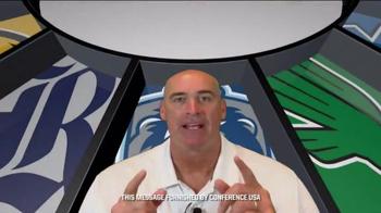 Conference USA TV Spot, 'History of Greats' - Thumbnail 8