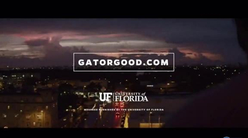 University of Florida TV Spot, 'The Gator Good Anthem' - Thumbnail 7