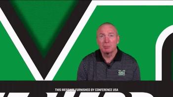 Conference USA TV Spot, 'Sportsmanship' - Thumbnail 1