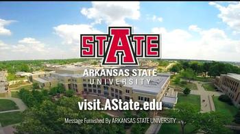 Arkansas State University TV Spot, 'One in Two'