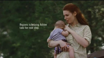 Regions Bank TV Spot, 'Ashlee's Story' - Thumbnail 1