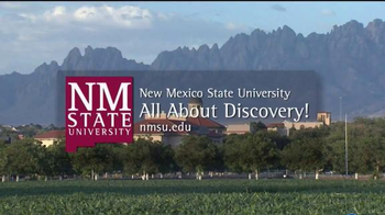 New Mexico State University TV Spot, 'Discovery' - Thumbnail 3