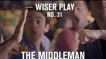JP Wiser's TV Spot, 'Playbook' - Thumbnail 2