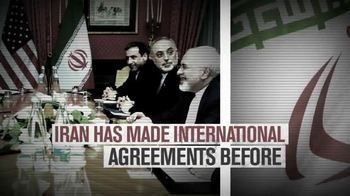 United Against Nuclear Iran TV Spot, 'Trust' - Thumbnail 1