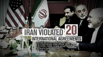 United Against Nuclear Iran TV Spot, 'Trust' - Thumbnail 2