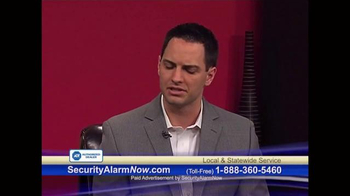 Security Alarm Now TV Spot, 'Rest Easy' - Thumbnail 3