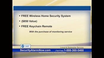 Security Alarm Now TV Spot, 'Rest Easy' - Thumbnail 7