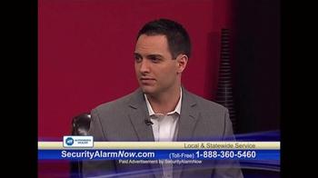Security Alarm Now TV Spot, 'Rest Easy' - Thumbnail 8