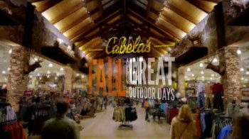 Cabela's Fall Great Outdoor Days TV Spot, 'Save Big on Hunting Gear' - Thumbnail 5