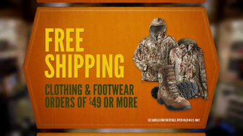 Cabela's Fall Great Outdoor Days TV Spot, 'Save Big on Hunting Gear' - Thumbnail 9