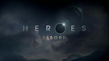 Heroes Reborn App TV Spot, 'Speed Binge' - Thumbnail 1