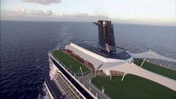 Celebrity Cruises Go Big, Go Better, Go Best TV Spot, 'Like This' - Thumbnail 2