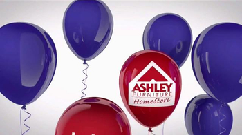 Ashley Furniture Homestore Labor Day Event TV Spot, 'Room Packages' - Thumbnail 1