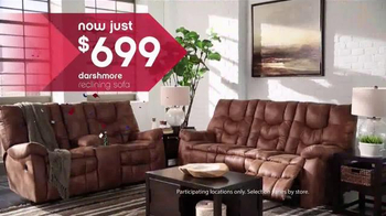 Ashley Furniture Homestore Labor Day Event TV Spot, 'Room Packages' - Thumbnail 3