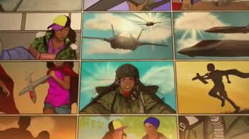 US Air Force TV Spot, 'New Passions' - Thumbnail 7