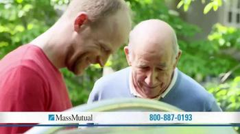 MassMutual Guaranteed Acceptance Life Insurance TV Spot, 'Grandpa' - Thumbnail 4