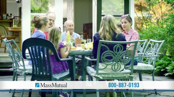 MassMutual Guaranteed Acceptance Life Insurance TV Spot, 'Grandpa' - Thumbnail 6