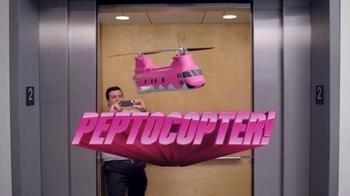 Pepto-Bismol TV Spot, 'Peptocopter' - Thumbnail 2