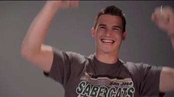 San Jose SaberCats TV Spot, 'You Don't Need a Uniform' - Thumbnail 3