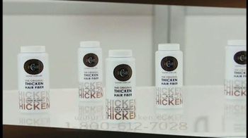 DiCesare Thicken TV Spot, 'Hair Builder' - Thumbnail 8
